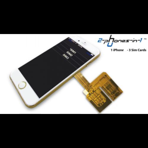 Triple Sim Card for iPhone 7