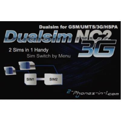 Blackberry Dual SIM Card