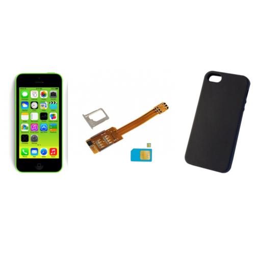 dual sim adapter f r jedes handy von 2 phones in 1 kaufen. Black Bedroom Furniture Sets. Home Design Ideas