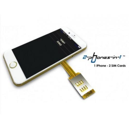 iPhone 7 Plus Dualsim Adapter