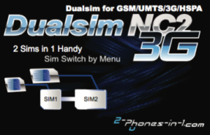 Dual SIM Adapter
