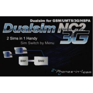 NC2 Dualsim Adapter
