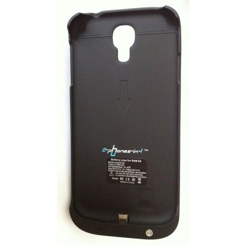 Samsung Galaxy S4 Akku Case