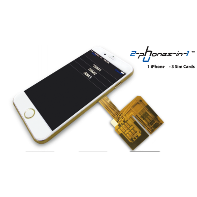 I-73 iPhone 7 Triplesim Adapter
